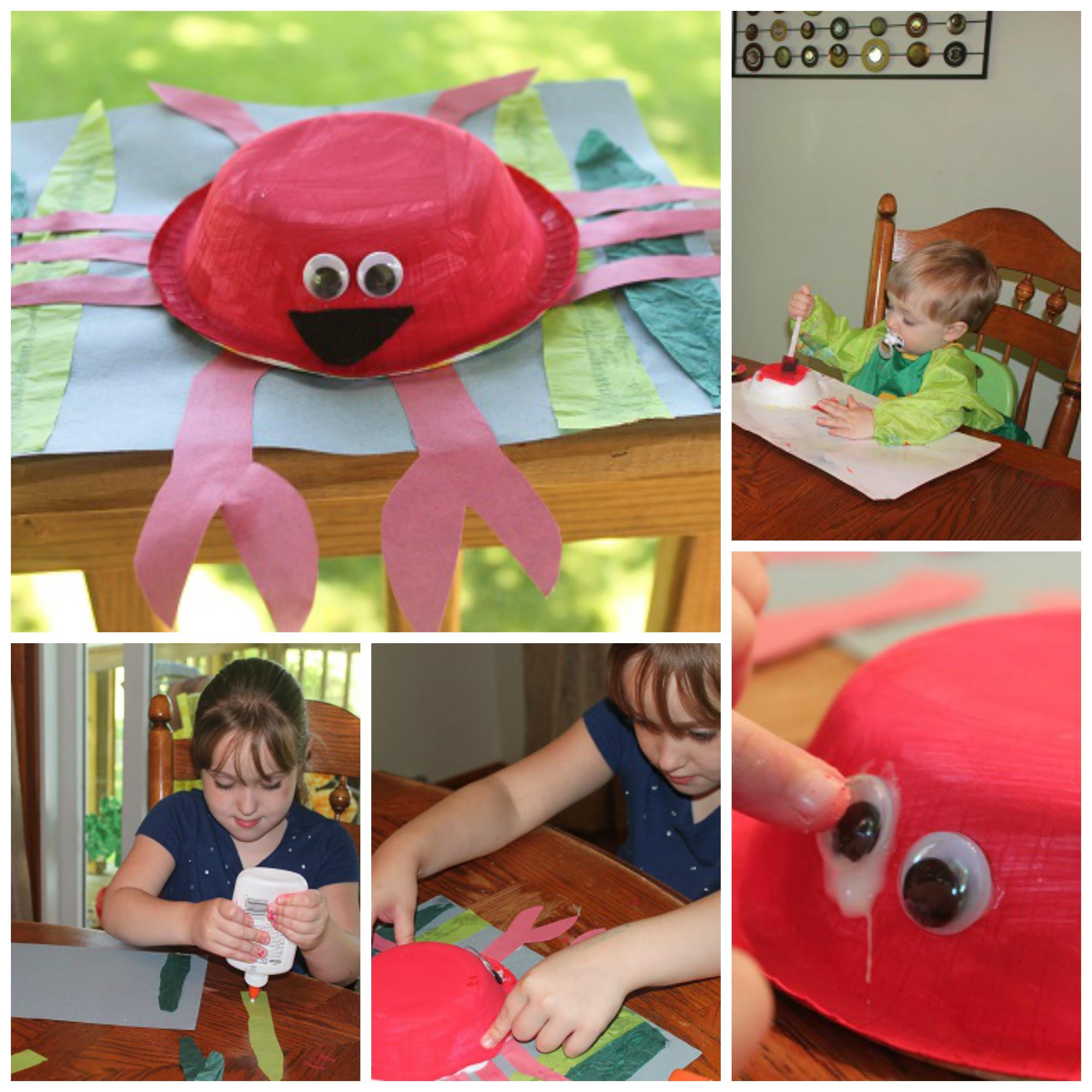 Crab Activity