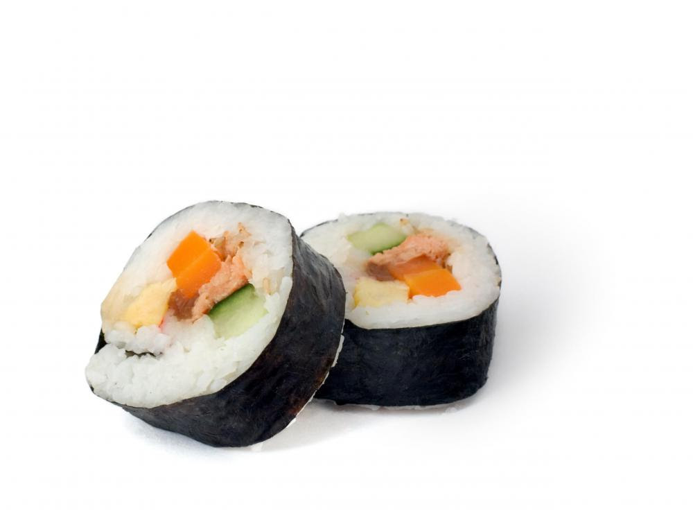 What is Maki Sushi with pictures