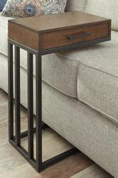 signature design  ashley   sofa table