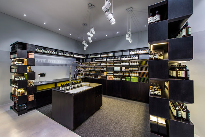Luxury Boutique Retail Interior Designer Seattle