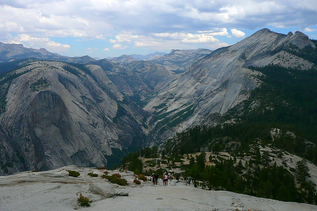P1180342 Half Dome Trail