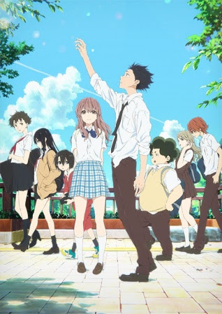 Descargar Koe na katachi HD por mega