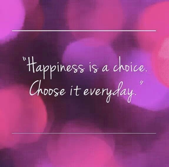 Happiness Choice Quote Quotes