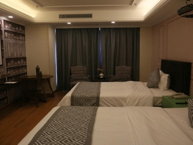 GreenTree Inn Suqian Yanghe New Area Xuhuai Road Hetel Discount
