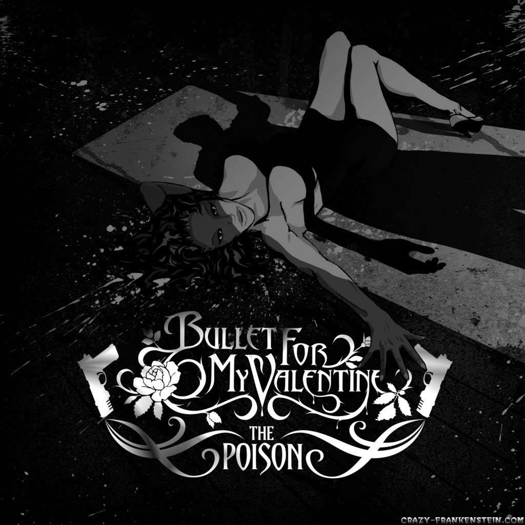 Bullet For My Valentine Wallpapers Music Crazy Frankenstein