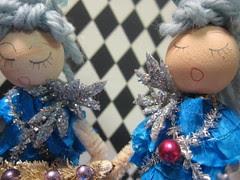 Ice Tree Queen Ornament Dolls! 22