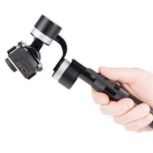 The Best Handheld Gimbals for Gopro action cameras - Stabilizers reviews