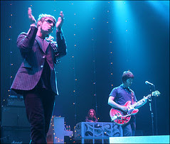 Oasis at MSG