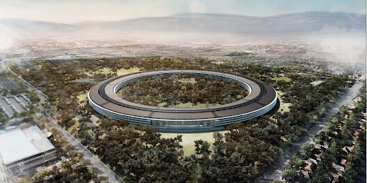 Tim Cook shows off Apple's biggest project ever on '60 Minutes'