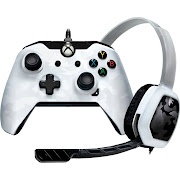 Microsoft Wireless Controller for Xbox One and PC - Black - includes