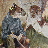 Paul Bransom, The Wind in the Willows