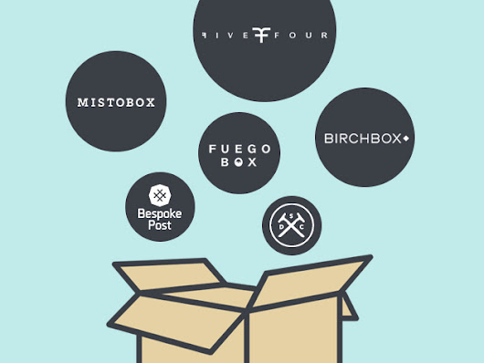 No More Going to the Store: 6 Top Subscription Boxes That Deliver Men's Clothing, Grooming Products & More to Your Door