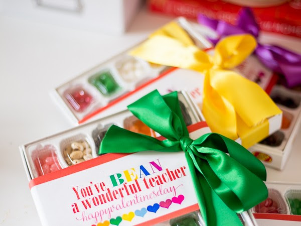 Jellybean Teacher Gift