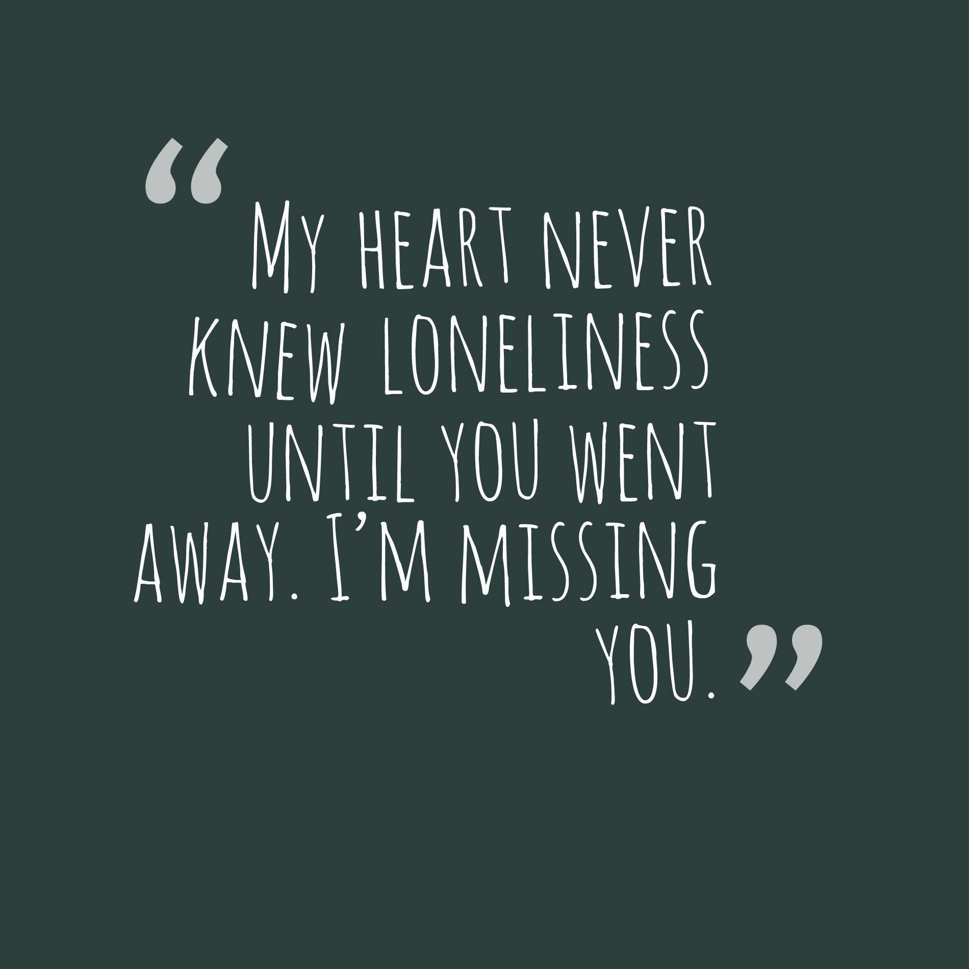 Quotes About Missing Someone Special 74930 Loadtve