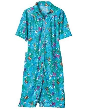 National Garden Melodies House Coat Women S Robes Catalog