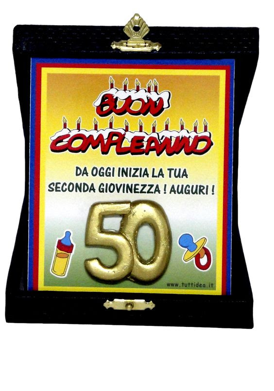 Frasi Di Compleanno Per I 50 Anni