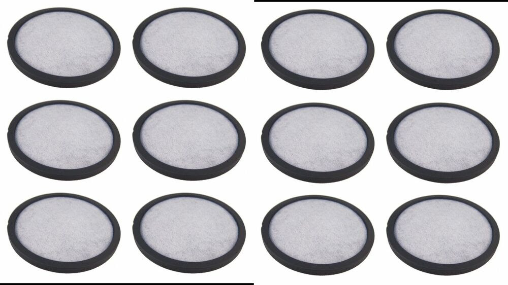 Mr Coffee Activated Charcoal Water Filter Disc Replacement WFF - 12 pks | eBay