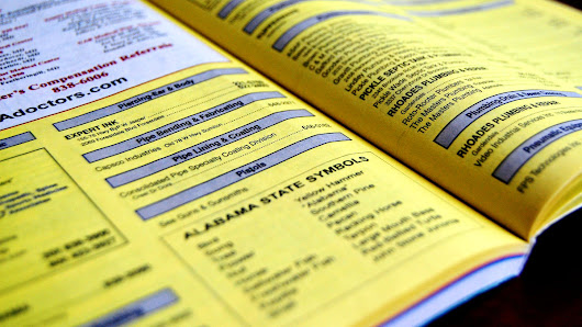 Most people don't use phonebooks. So why do we still get them?