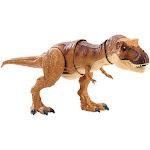 Mattel Jurassic World - Thrash 'n Throw Tyrannosaurus Rex