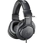 Audio-Technica ATH-M20X Professional Monitor Headphones (Black)