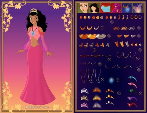 Princess Jasmine Dress Up Game   Games For Girls Box