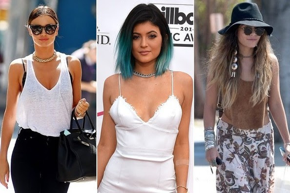 Trend to Try: Chokers