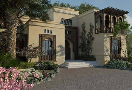 Arabian House Designs HomeDesignPictures