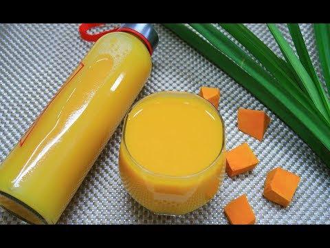 Cách nấu sữa bí đỏ hạt sen thơm ngon bổ dưỡng chuẩn công thức