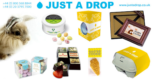 Fantastic Easter Promotions with JUST A DROP