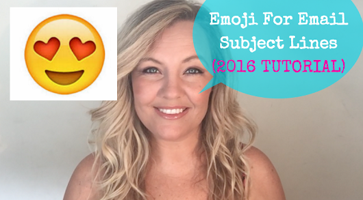 Emoji For Email Subject Lines (2016 TUTORIAL)