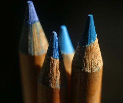 I Always Use Blue