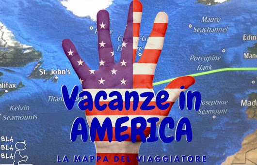 Vacanze in America… finalmente New York