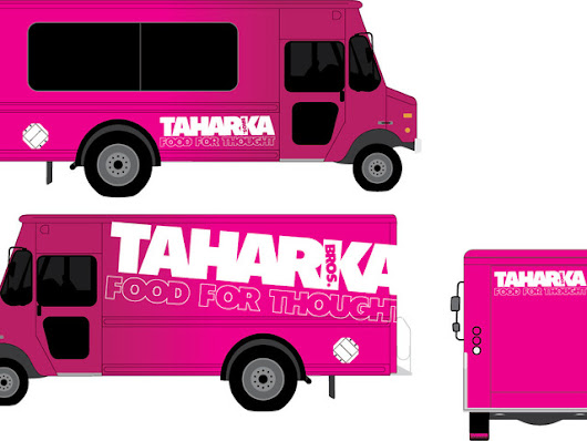 Let's get the Taharka Brothers' ice cream truck on the road!