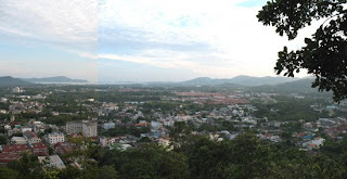 View from Rang Hill