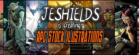 Jeshields is creating RPG STOCK ART | Patreon