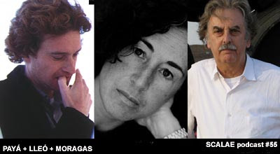 Alfredo Paya, Blanca Lleo y Antoni de Moragas