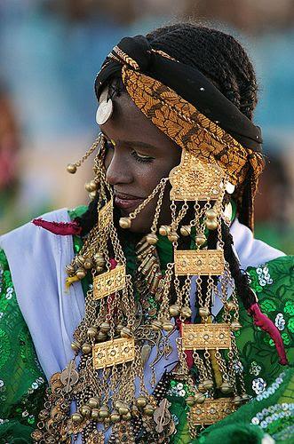 Teniri Festival - Ghadames, Libya