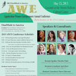 April Burt to be Breakout Consultant at 2015 AWE Conference