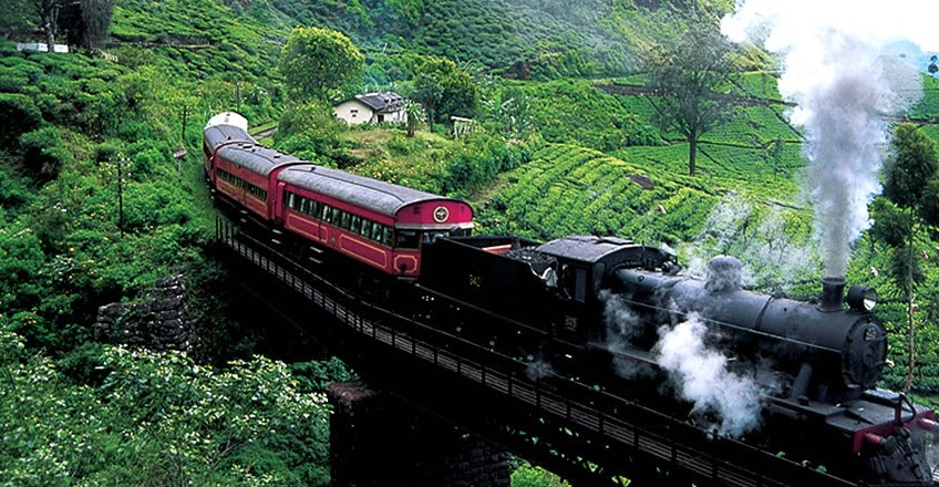 Image result for sri lanka trains