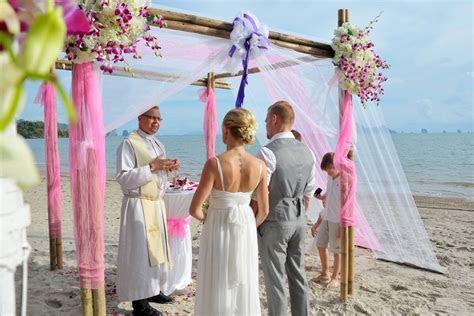 Lutheran Wedding Package Enquiry : Krabi, Thailand