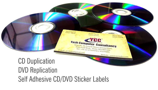 DVD Duplication, DVD Replication Services - Digital Print Shop Mumbai