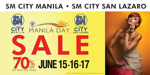 SM City San Lazaro and Manila Sale
