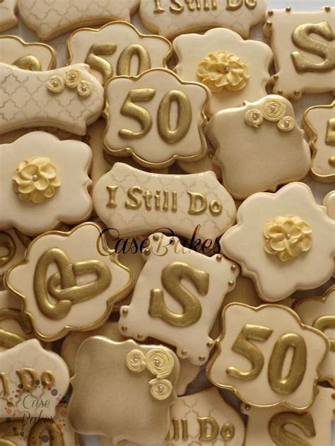 The 25  best 50th anniversary cookies ideas on Pinterest