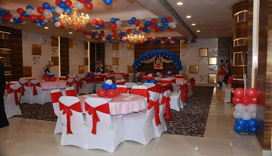 Birthday Party Organisers Catering Services