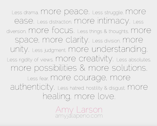 why less is more (hot! quote)