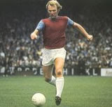 Bobby Moore: 'Unlikely ever to make it as a professional'
