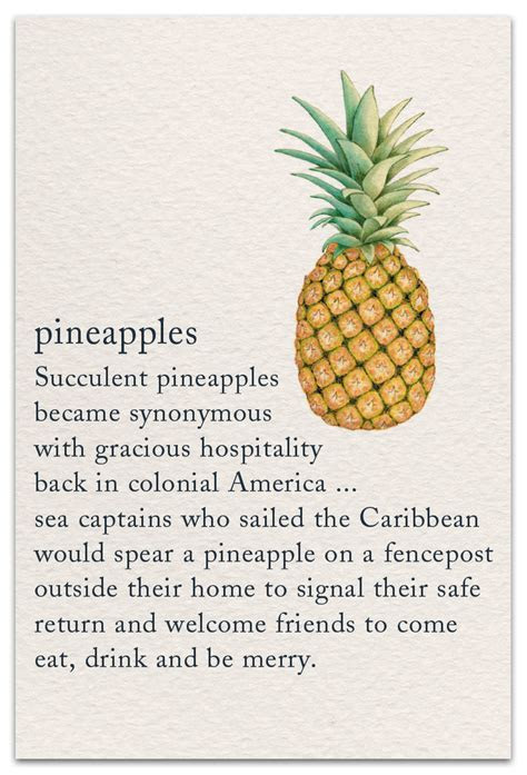 Pineapples   Thank You Card   cardthartic.com