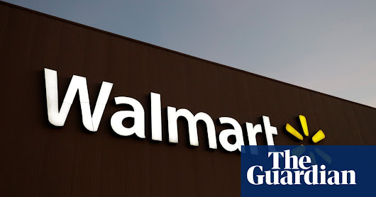 Walmart patents tech that would allow it to eavesdrop on cashiers | Business | The Guardian