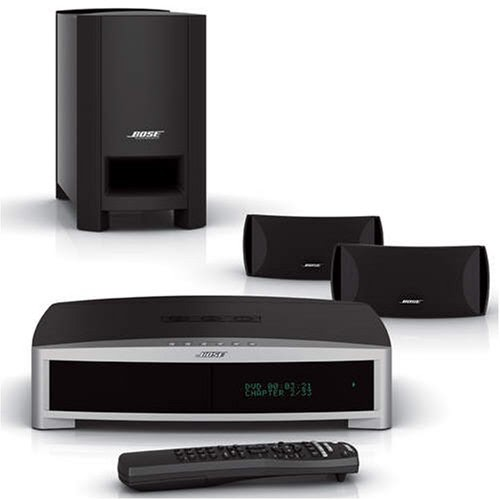 44: Bose 3·2·1 Series III DVD Home Entertainment System !44:
