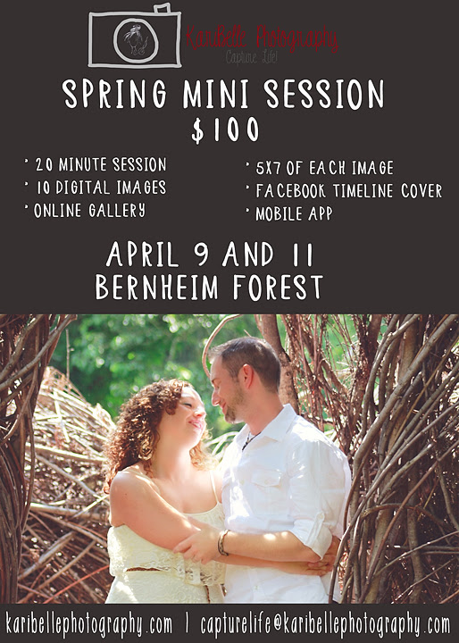 KariBelle Photography Spring 2015 Mini Sessions